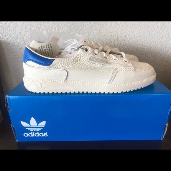 Adidas Garwen SPZL Blau Adidas Herren Originals Schuhe